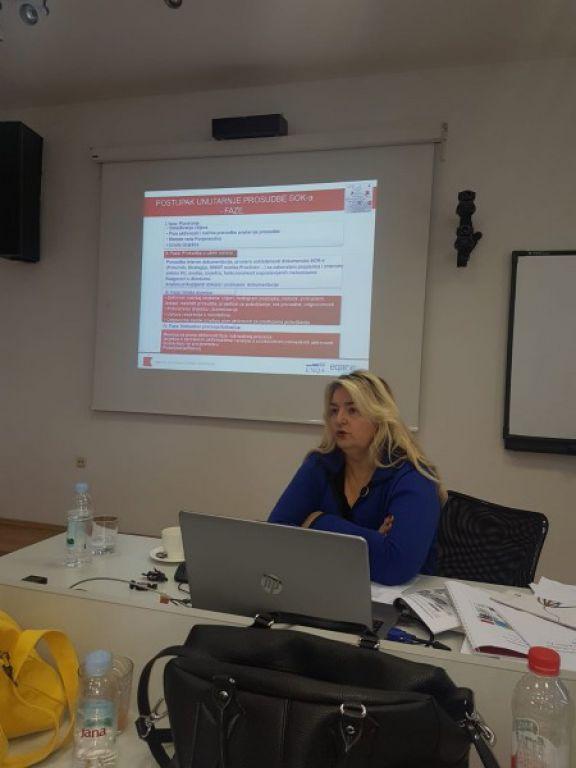 Održana radionica na temu metodologije izrade strategije i ostalih strateških dokumenata