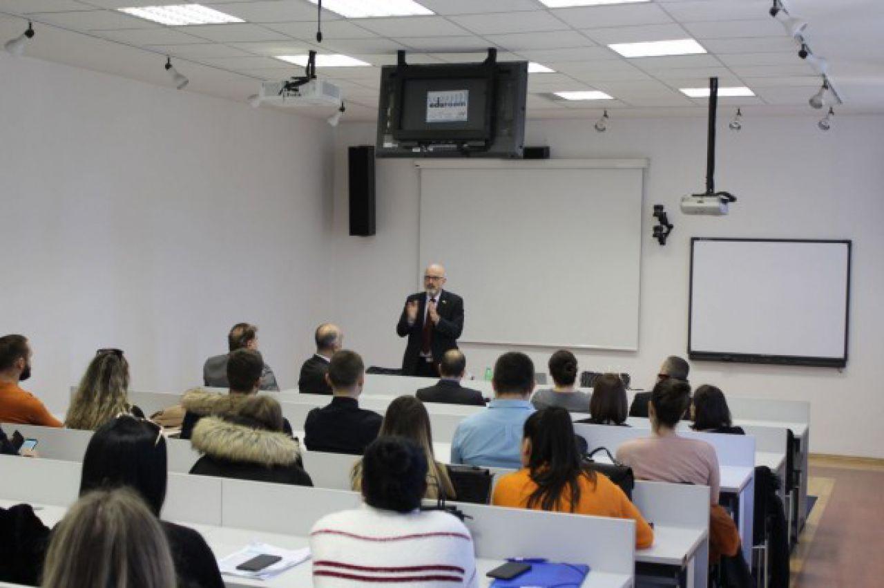 Posjet Nj.E. g. Ilana Mora, veleposlanika Izraela u Republici Hrvatskoj