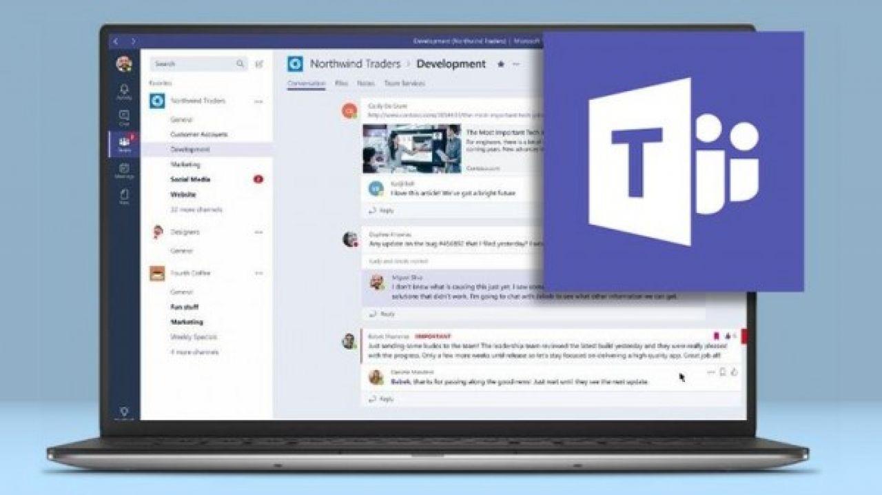 Obrana završnog rada putem Microsoft Teams platforme