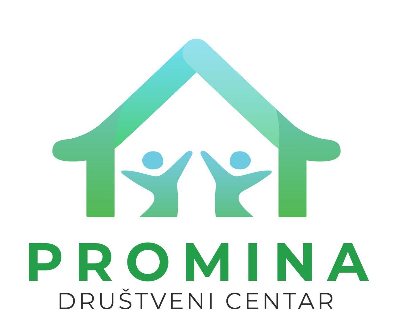 """Info pult u sklopu projekta """"Društveni centar Promina"""""""