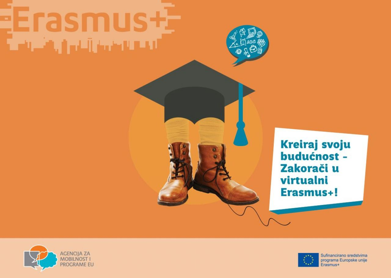 Virtualna Erasmus+ mobilnost