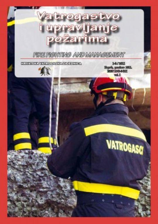 """Poziv za objavu članka u Znanstvenom časopisu """"Vatrogastvo i upravljanje požarima"""""""